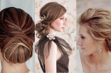 Did you know this about your wedding hairstyle?