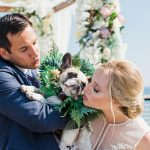 How you can incorporate your puppy into the wedding