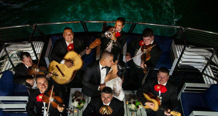 Is hiring a Mariachi Band for a wedding a bad idea?