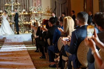 Do You Really Want an Unplugged Wedding Ceremony?