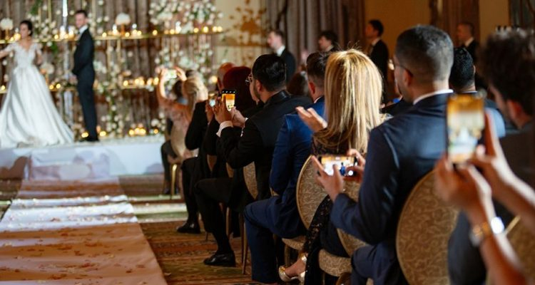 Not Sure if You Want an Unplugged Wedding Ceremony?