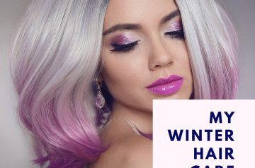 My TOP 5 Winter Hair Care Tips